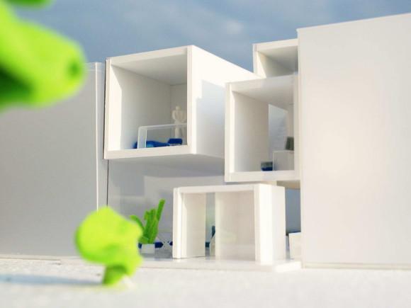 Cube House 3