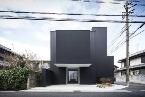 Framing House 1