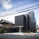 Представляем коллекцию современных городских частных домов Японии.