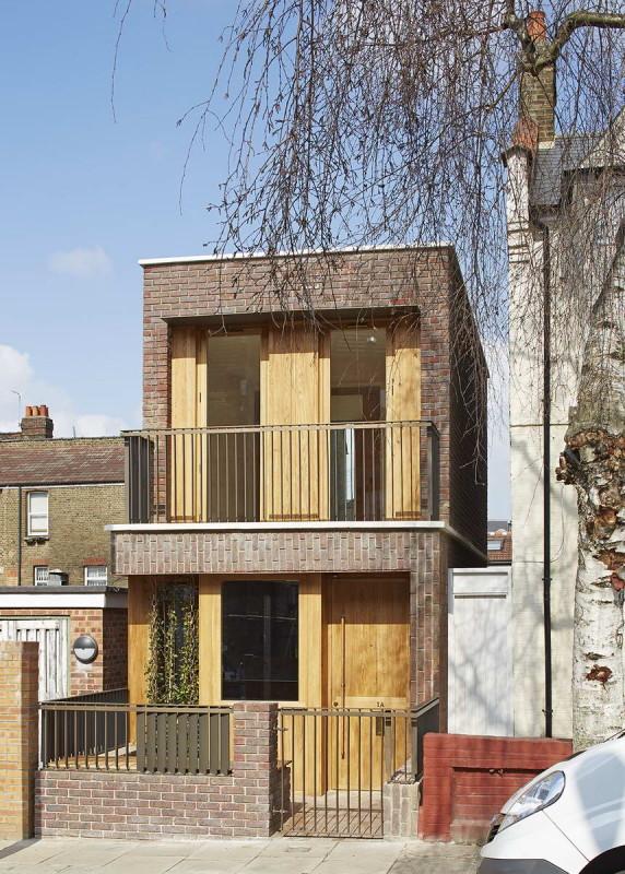 Haringey Brick House 1