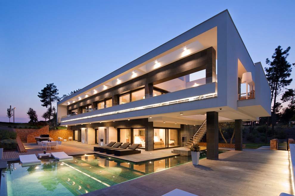 Стильные дома фото