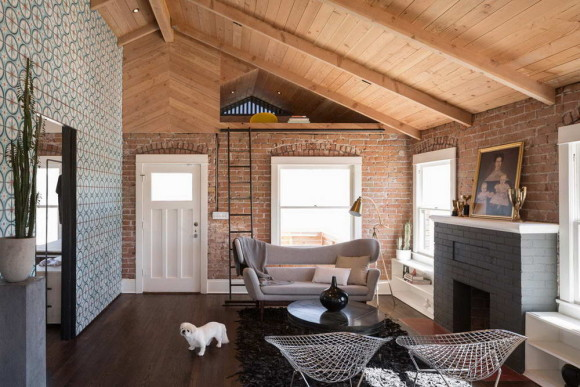 Обновление и расширение дома в США