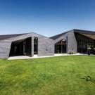 Уникальный дом (Unique House) в Дании от Skanlux.