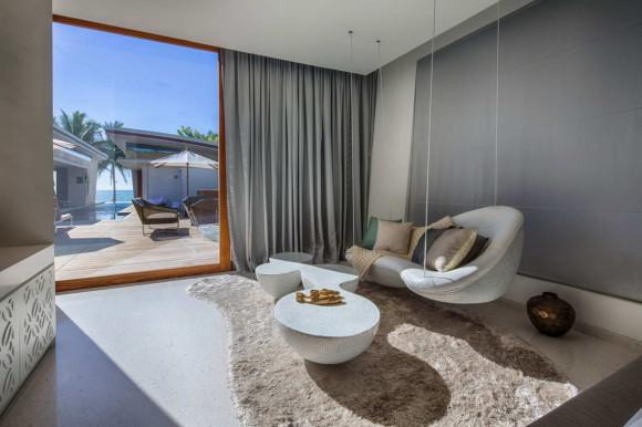 Пляжный дом в Таиланде