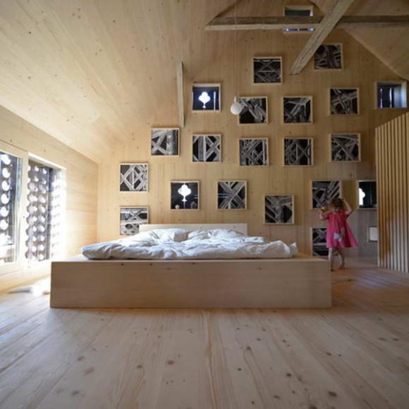 Alpine Barn Apartment 13