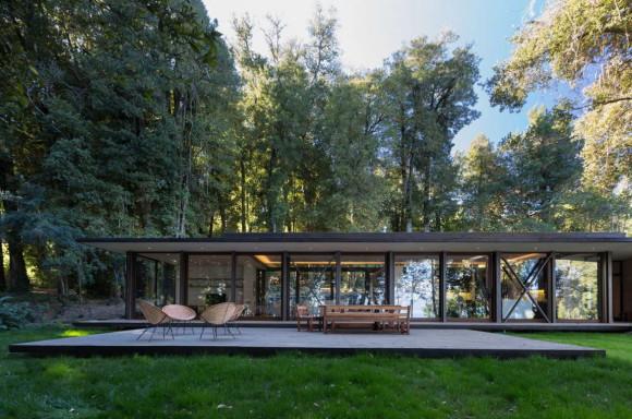Casa en Lago Villarrica 1