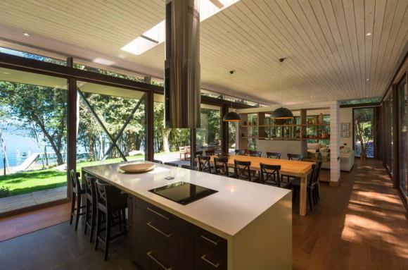 Casa en Lago Villarrica 8