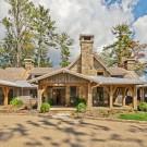 Семейный дом у озера (Family Lake Lodge) в США от Platt Architecture.