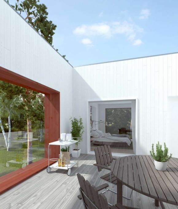 Дом мечты в Швеции
