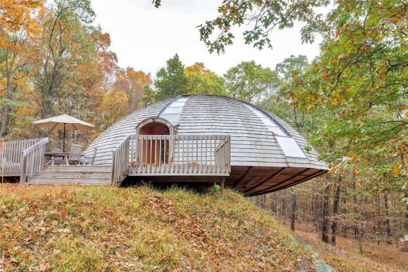 House Shaped Like a Flying Saucer 2
