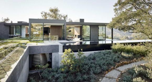 Oak Pass House 1