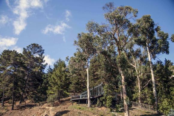 """Дом """"Голубятня"""" (Pigeon Loft) в Чили от Schmidt Arquitectos Asociados."""