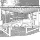 Дом «Голубятня» (Pigeon Loft) в Чили от Schmidt Arquitectos Asociados.