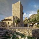 Отель Тайнарон Блю (Tainaron Blue Retreat) в Греции от Kostas Zouvelos & Kassiani Theodorakakou.