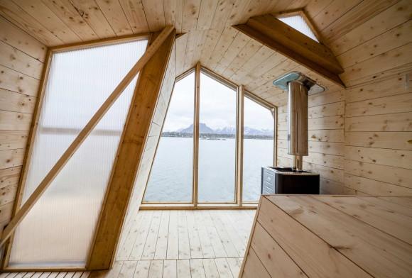 Сауна в Норвегии