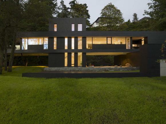 Загородный дом в Норвегии