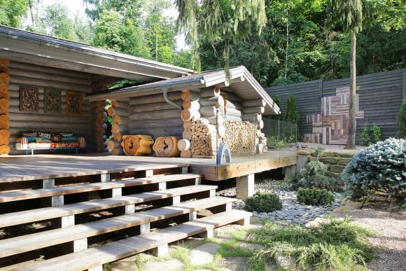 Wooden Cottage 2