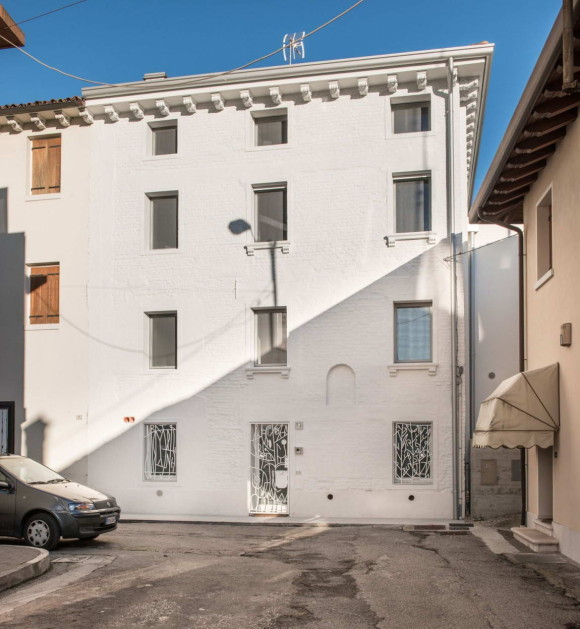 Реконструкция дома в Италии