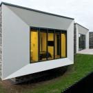 Жилой дом в Паланге (Gyvenamasis Namas Palangoje) в Литве от G. Natkevicius & Partners.