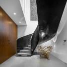 Пентхаус в Лондоне (London Penthouse) в Англии от Fernanda Marques Arquitetos Associados.