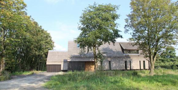 Очень голландский дом