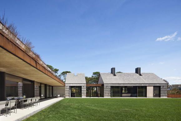 Загородный дом в США