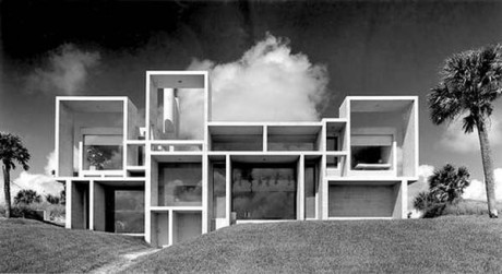 Резиденция Милам (Residencia Milam) в США от Paul Rudolph.