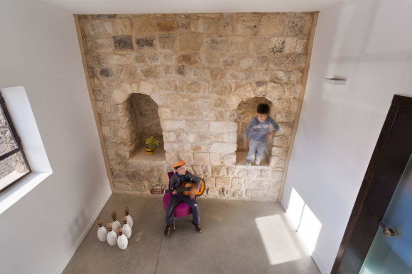 Stone House Conversion 13