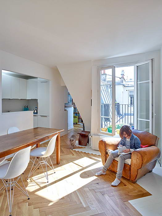 Appartement Arsenal 6