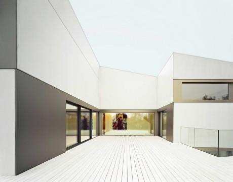 Городская Вилла S3 (City Villa S3) в Германии от Steimle Architekten.