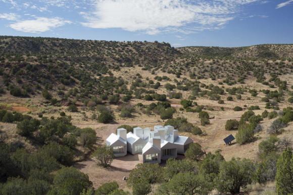 Модульный энергоэффективный дом в США