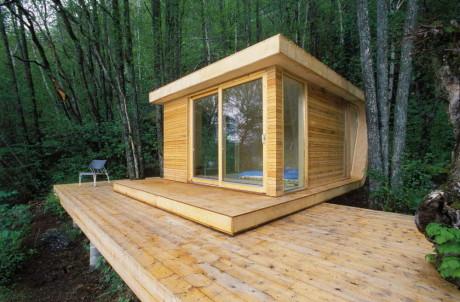 Лесной домик в Норвегии