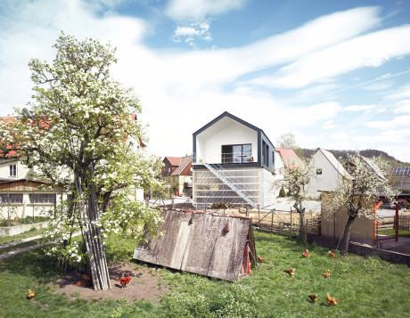 Дом с мастерской в Германии