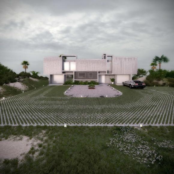 Milam Residence 1