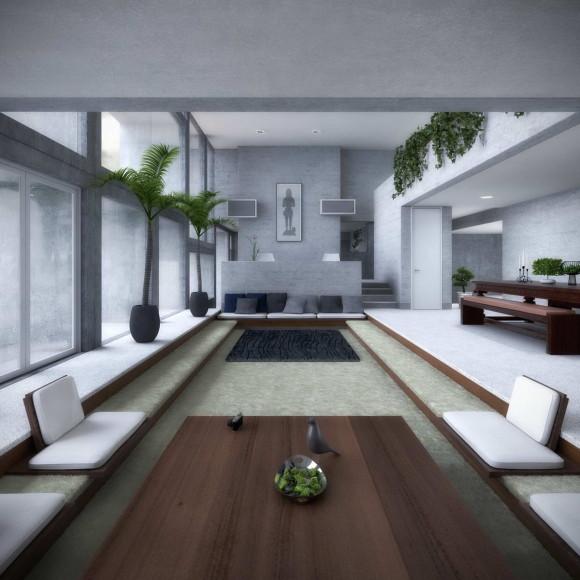 Milam Residence 8
