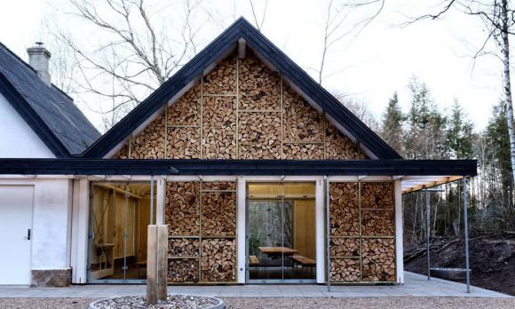 Деревенский дом культуры в Дании