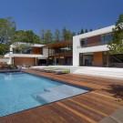 Резиденция OZ (OZ Residence) в США от Swatt Miers Architects.