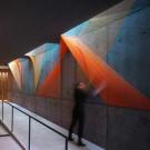 Призматическая инсталляция (Prism Installation) в США от Ines Esnal + Studio Esnal.