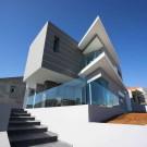 Радиальный дом (Radial House) на Кипре от Tsikkinis Architecture Studio.