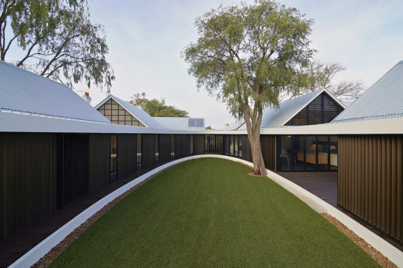 The Subiaco Oval Courtyard 15