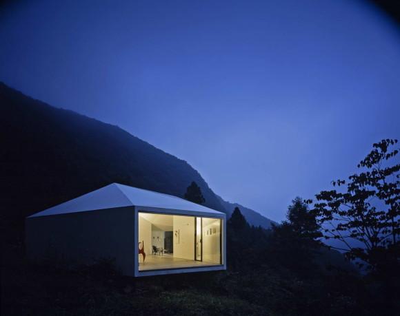 Дача в горах в Японии