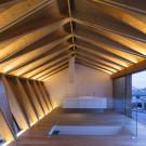 Завёрнутый дом (Wrap House) в Японии от APOLLO Architects & Associates.