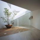 Холм в доме (A Hill on a House) в Японии от Yuko Nagayama & Associates.