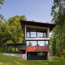Дом Clark Court в США от Situ Studio.