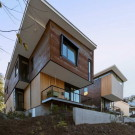 Двойной дом (Edenton St Duo) в США от Raleigh Architecture Co.