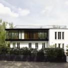 Дом С (Haus S) в Германии от Behnisch Architekten.