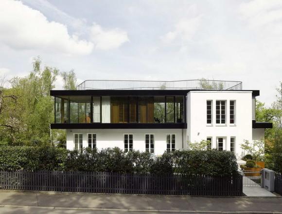 Обновление дома в Германии