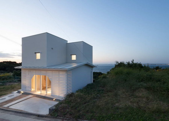 House on Awaji Island 5