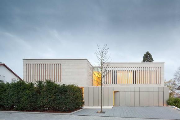 Wohnhaus in Weinheim 1