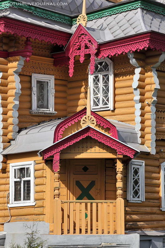 Bugrov House 21
